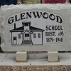 Historical Marker Dedicated for Glenwood School